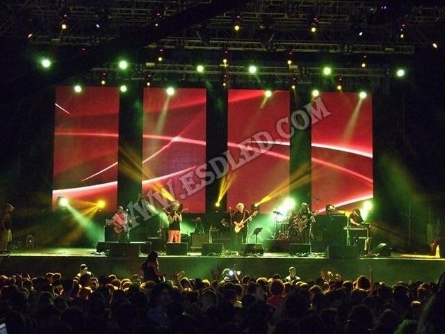 以色列大型舞台演唱会LED舞台屏