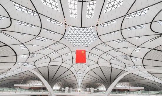 大兴国际机场LED显示屏项目